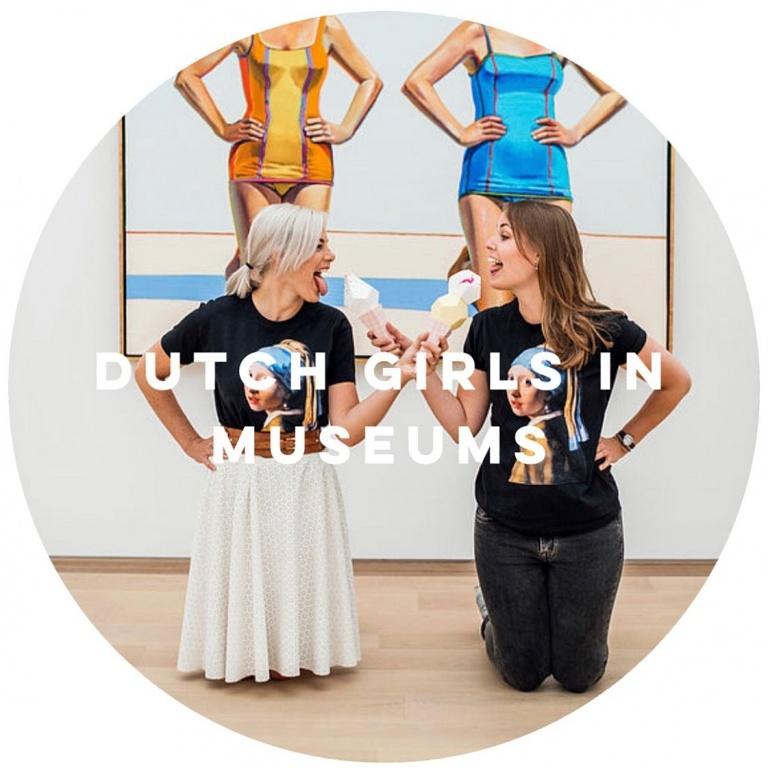 Dutch Girls in Museums Cultuurambassadeur Museumnacht Maastricht