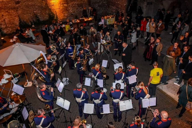 Brouwerij Bosch Wieker Fanfare Museumnacht Maastricht